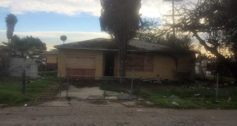 Bradfield Avenue, Compton, CA